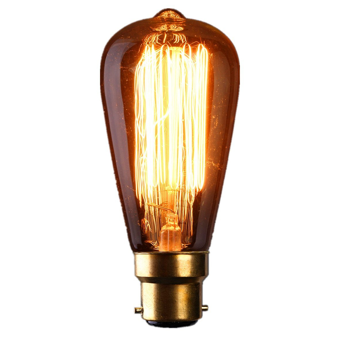 60w filament light bulb vintage unique designer old fashioned j6g. Black Bedroom Furniture Sets. Home Design Ideas