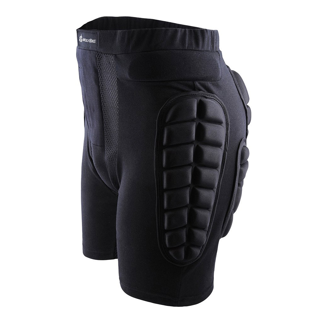 protective gear adult hip padded shorts skiing snowboard. Black Bedroom Furniture Sets. Home Design Ideas