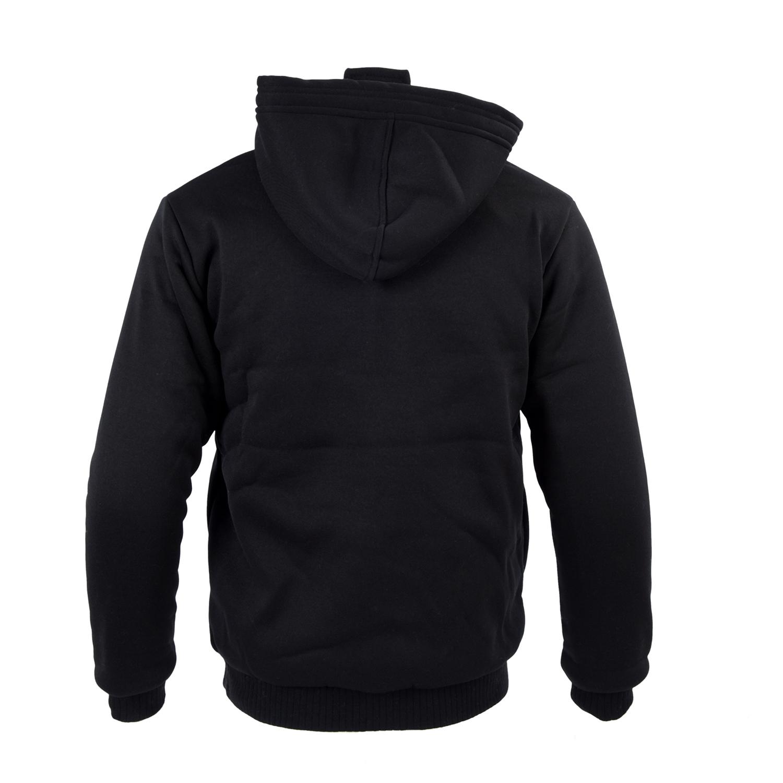 neu herren winter shirt jacke dicker samt mit kapuze. Black Bedroom Furniture Sets. Home Design Ideas