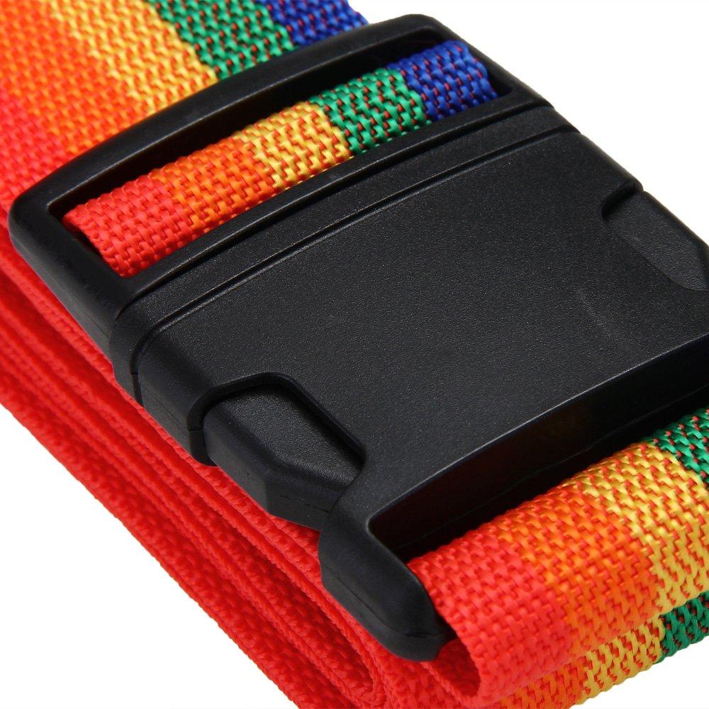 sangle a bagage ceinture courroie cordon corde pour voyage. Black Bedroom Furniture Sets. Home Design Ideas