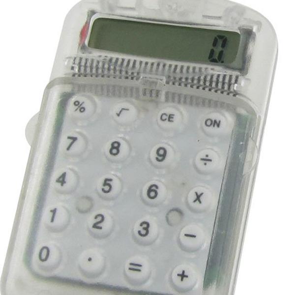 how to clear calculator numpad
