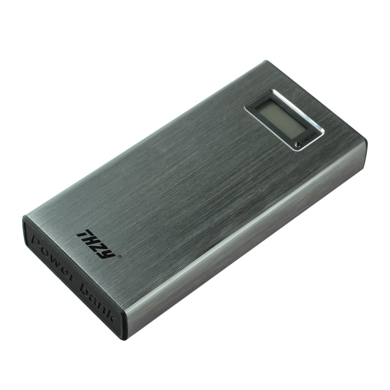 Power Bank - THZY 15000 mAh Dual USB Portable Charger ...