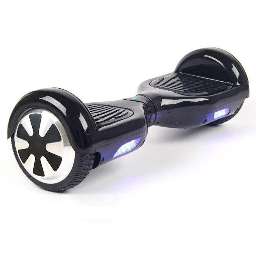 black smart 2 wheels self balancing electric scooter. Black Bedroom Furniture Sets. Home Design Ideas