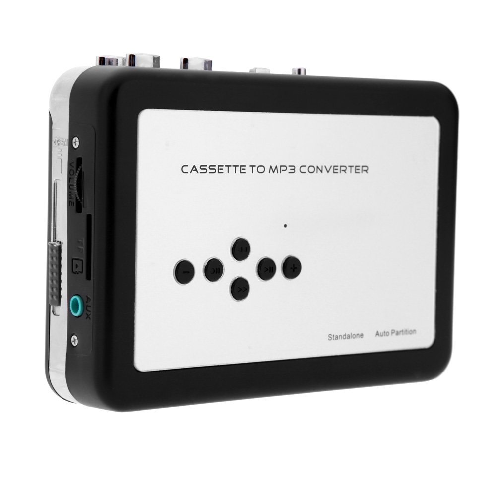usb audio cassette capture converter dc 5v tapes to mp3 by ft card hy ebay. Black Bedroom Furniture Sets. Home Design Ideas