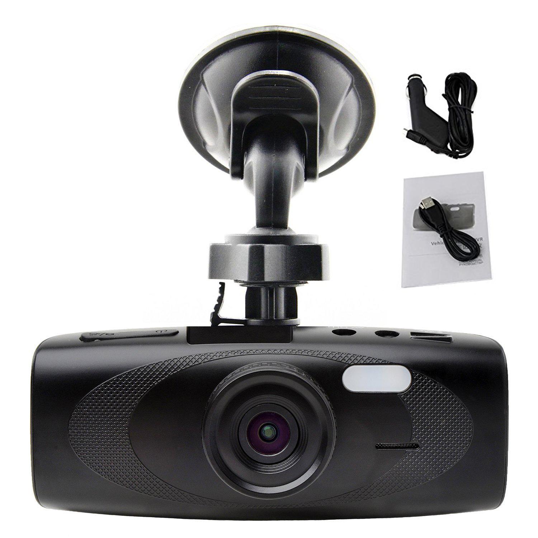 "5X(Dashboard Dash Cam - Full HD 1080P H.264 2.7"" LCD Car DVR Camera ..."