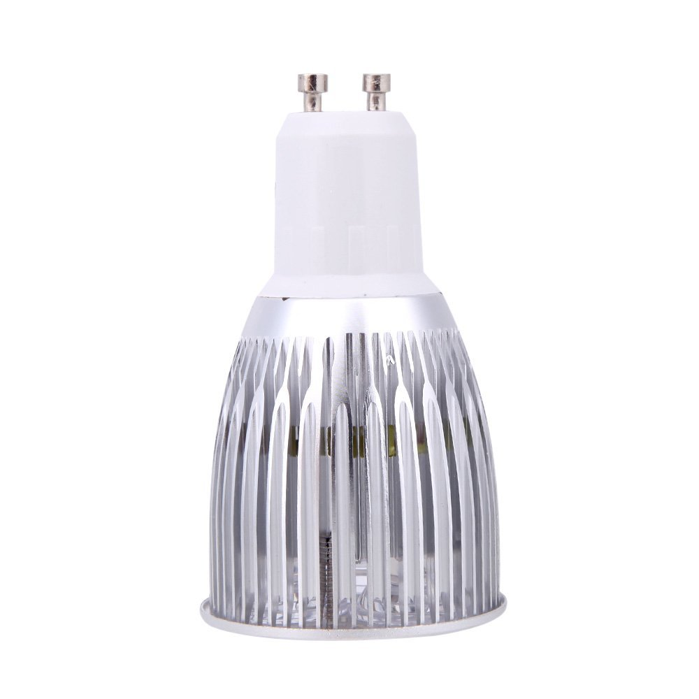 gu10 6w led plant grow light hydroponic lamp bulb 2 red 1 blue energy savin g2f7 ebay. Black Bedroom Furniture Sets. Home Design Ideas