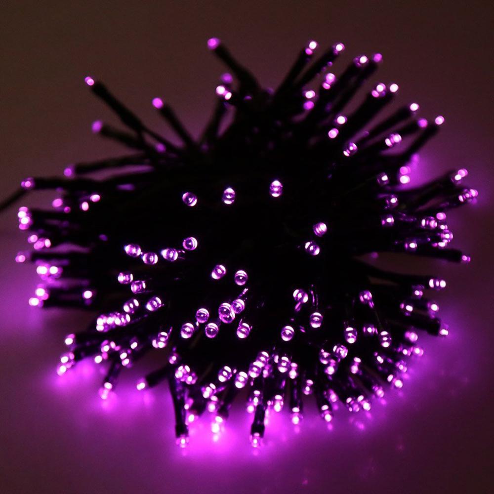 String Lights Typo : 200 LED Solar Fairy Light String Light for Christmas Wedding Decor tree HY eBay