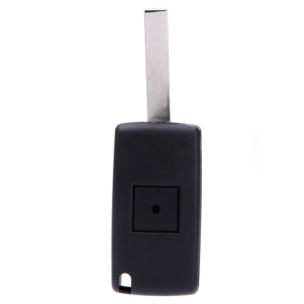 4 tasten klappbar remote auto schluessel huelle schale. Black Bedroom Furniture Sets. Home Design Ideas