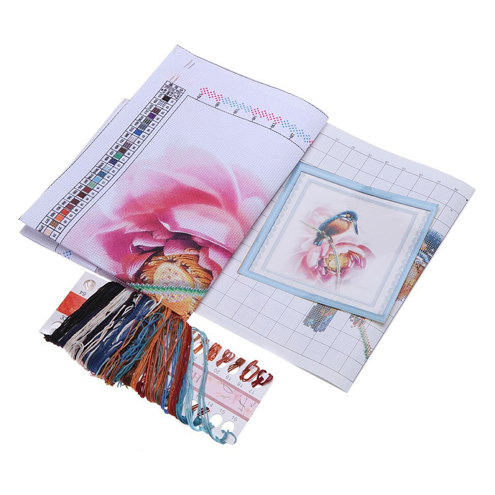Cm diy kit accurate embroidery cross stitch kits