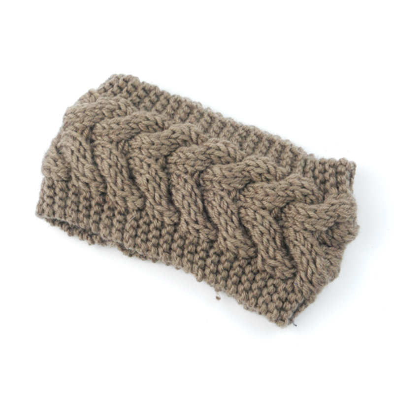 Crochet Hair Retailers : Women Lady Girls Knitted Twist Crochet Hair Band Ear Warmer BF eBay