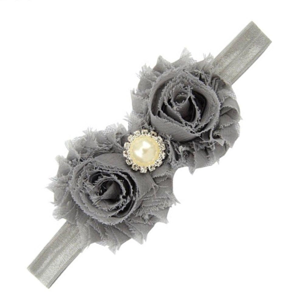 Bandeaux de bb Ivoire bandeaux de fille de fleur bandeaux