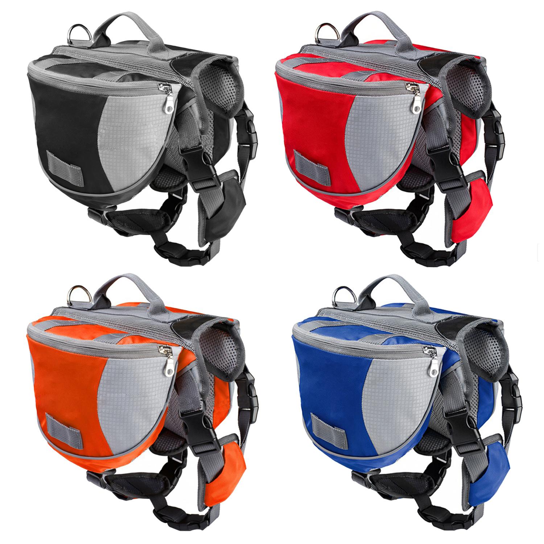 satteltasche mittel und gross hunde harness tasche ideal. Black Bedroom Furniture Sets. Home Design Ideas