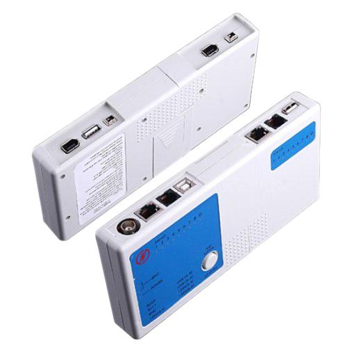 Usb 4 In 1 Lan Netz Telefon Kabel Tester Messgeraet Rj45