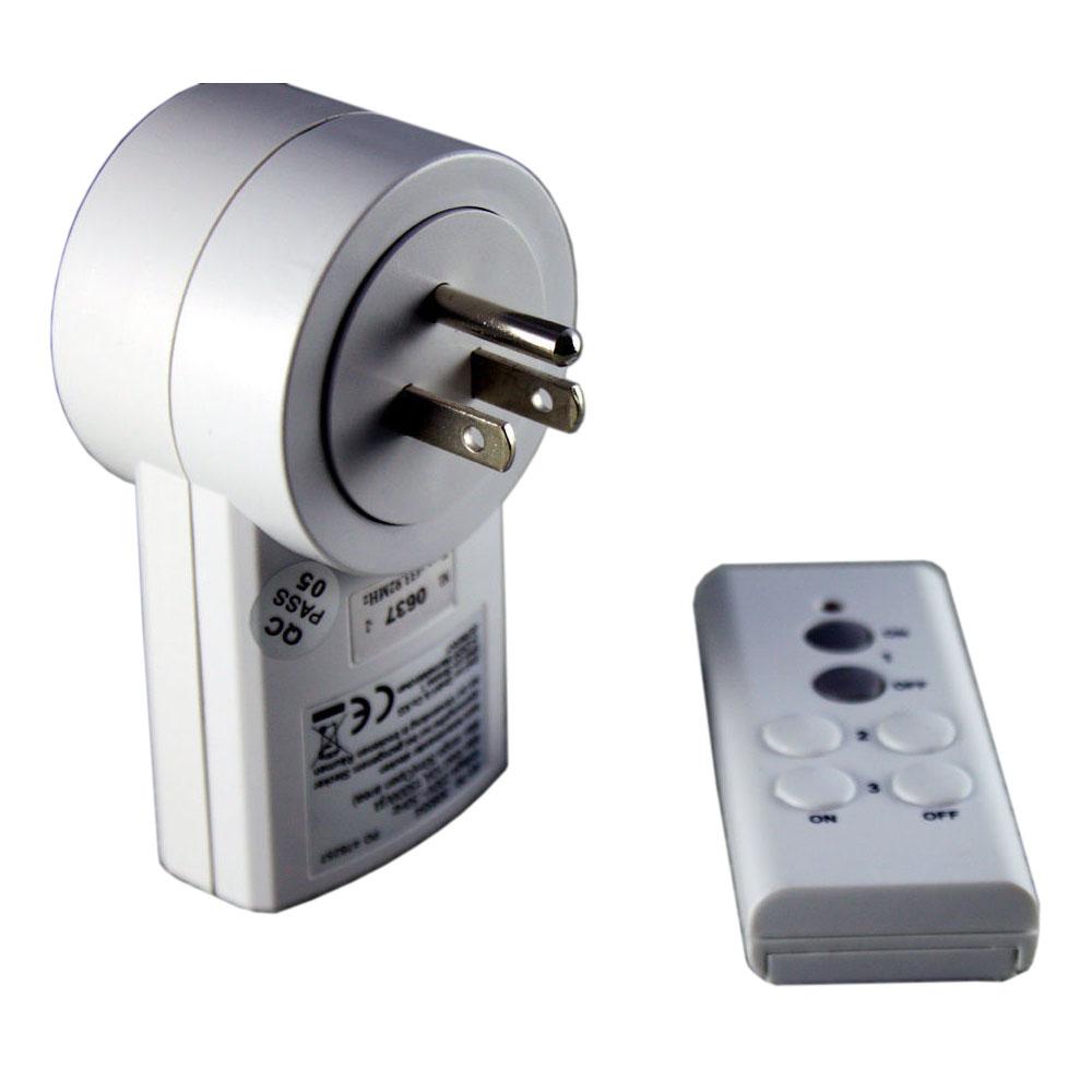 Electric Switch Plug Wireless Remote...