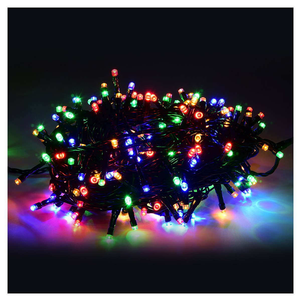 led party string lights low voltage 30m 98ft for outdoor. Black Bedroom Furniture Sets. Home Design Ideas