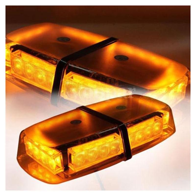 12v LED Emergency Recovery Strobe Flashing Light Bar