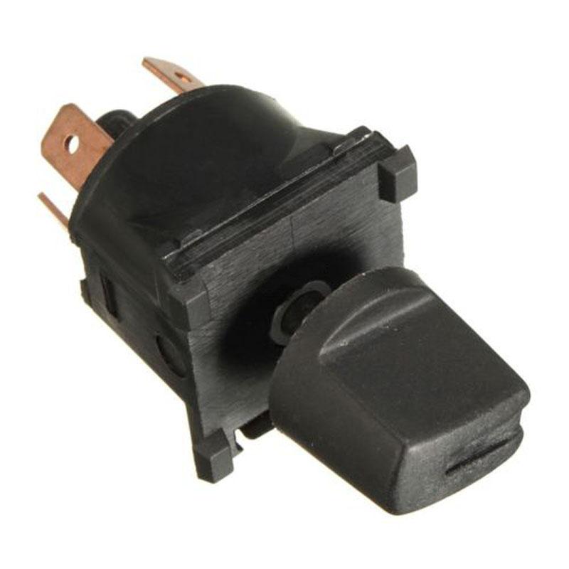4 Blower Fan : Position button fan blower motor heater switch for vw t