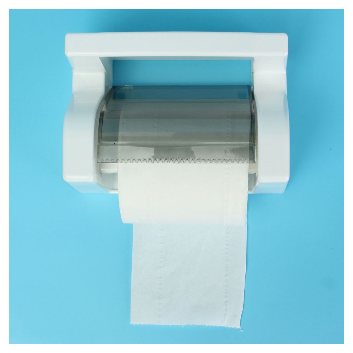 Waterproof toilet paper holder tissue roll stand box with shelf rack bathroom sh ebay - Toilet paper roll stand ...