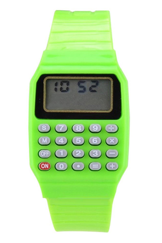 Taschenrechner Uhr