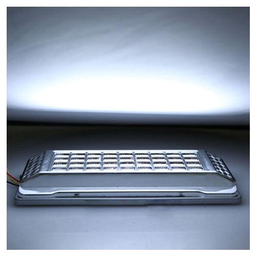 Blanco 36led lampara de luz interior de techo cupula vehiculo coche 12v plata t5 ebay - Poner luz interior coche ...
