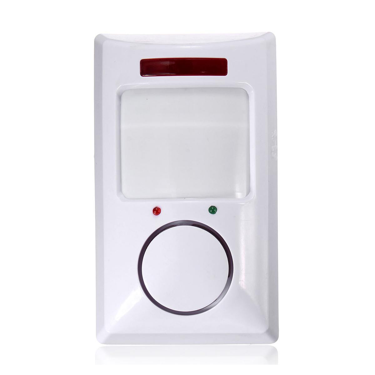 Remote Ir Sensor : Wireless ir motion sensor detector remote home