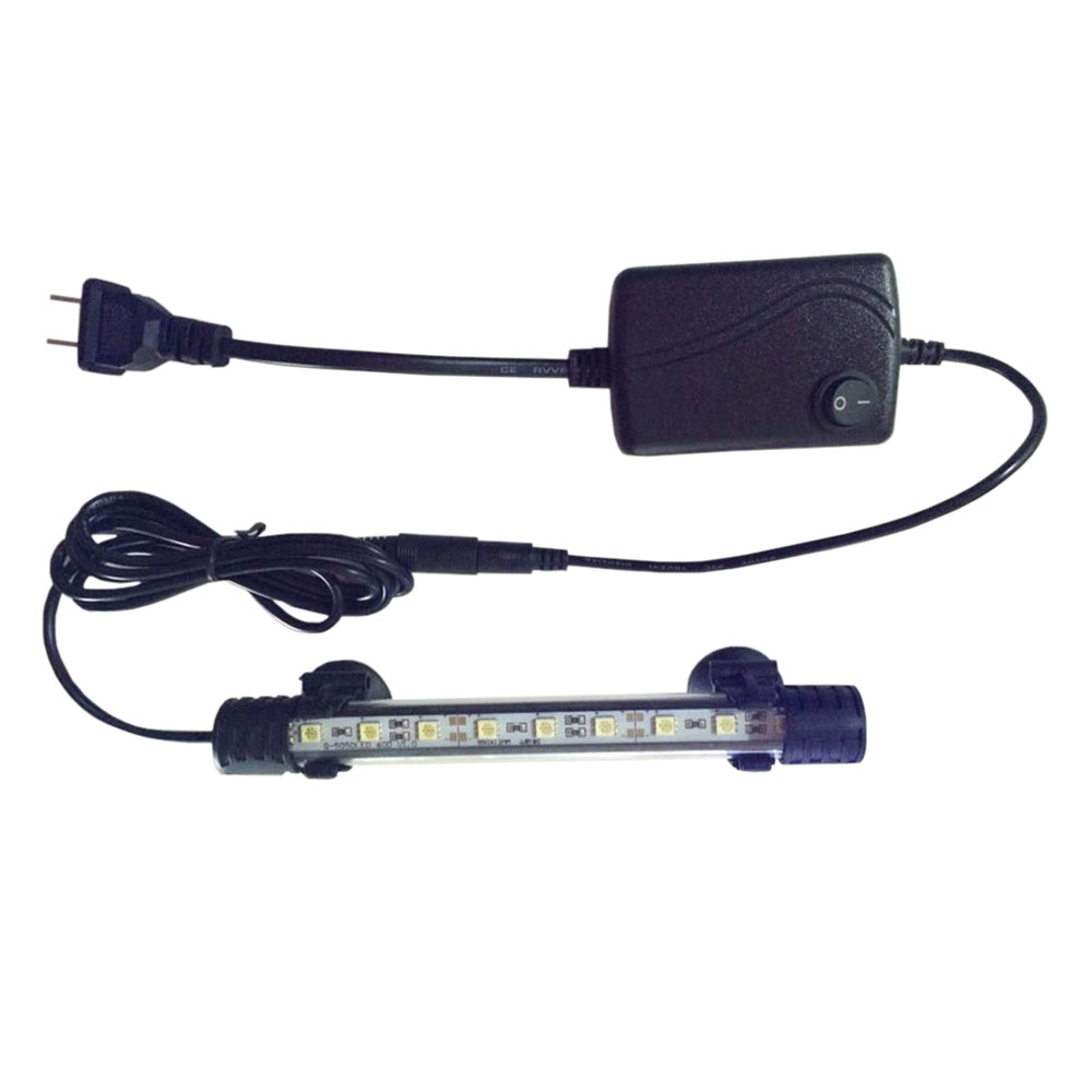 110v 240v led aquarium fish tank submersible light strip bar lamp di. Black Bedroom Furniture Sets. Home Design Ideas