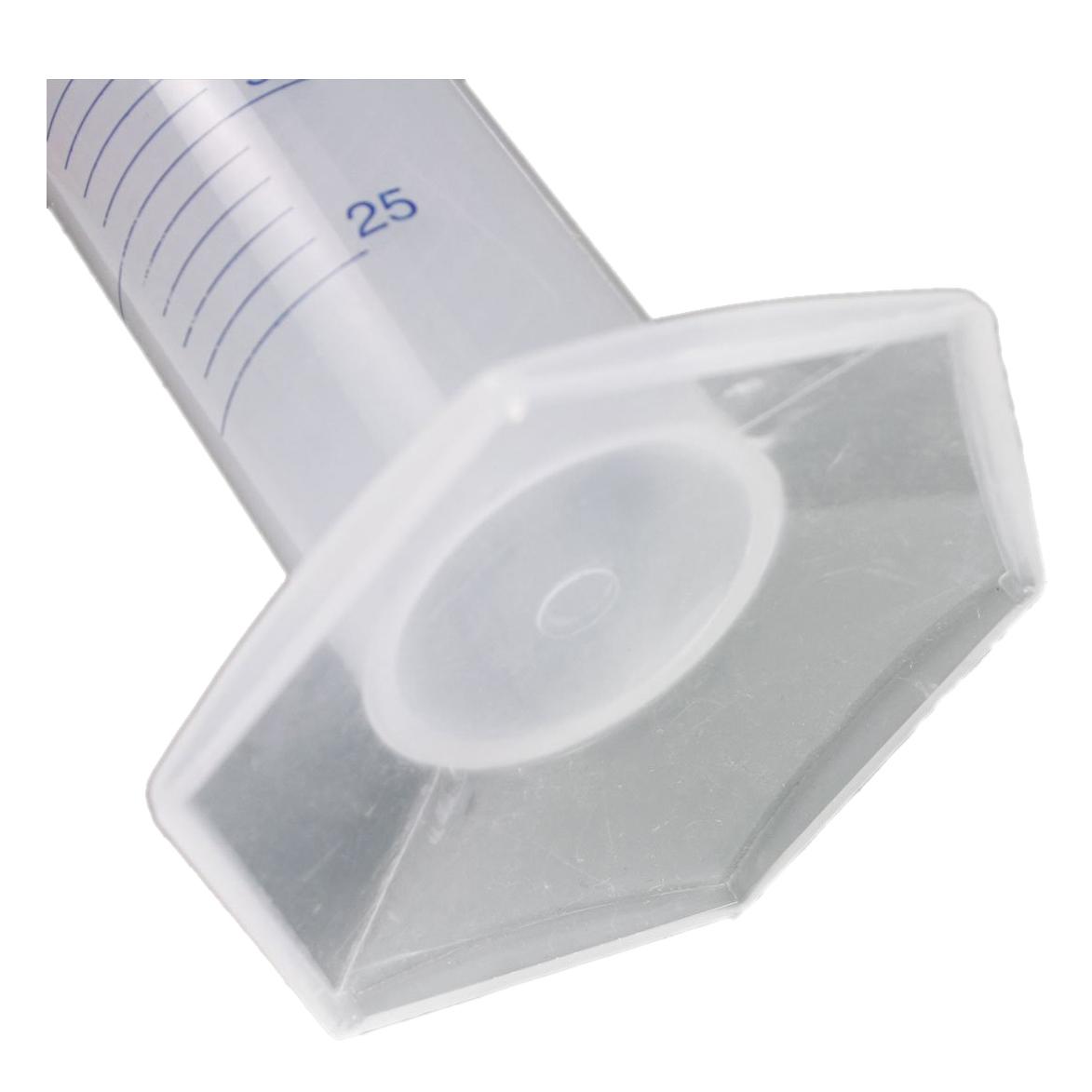 10X(Messzylinder Hoch 31.5 cm 250 ml Kunststoff graduierte Fluessigkeiten f W4D7