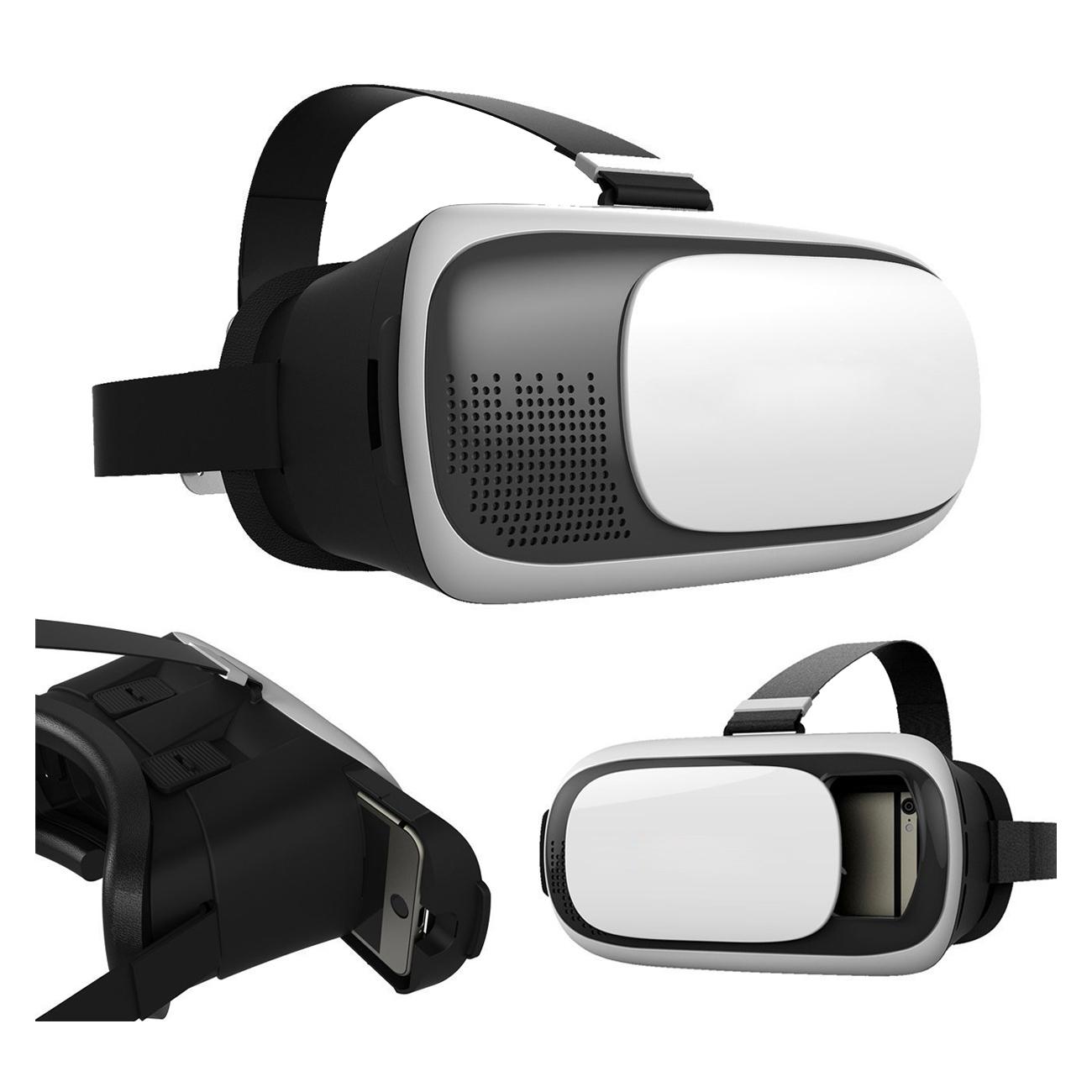 5x 1s2 vrbox 2 upgrade kopfmontage virtuelle realitaet 3d video brille fuer fa ebay. Black Bedroom Furniture Sets. Home Design Ideas