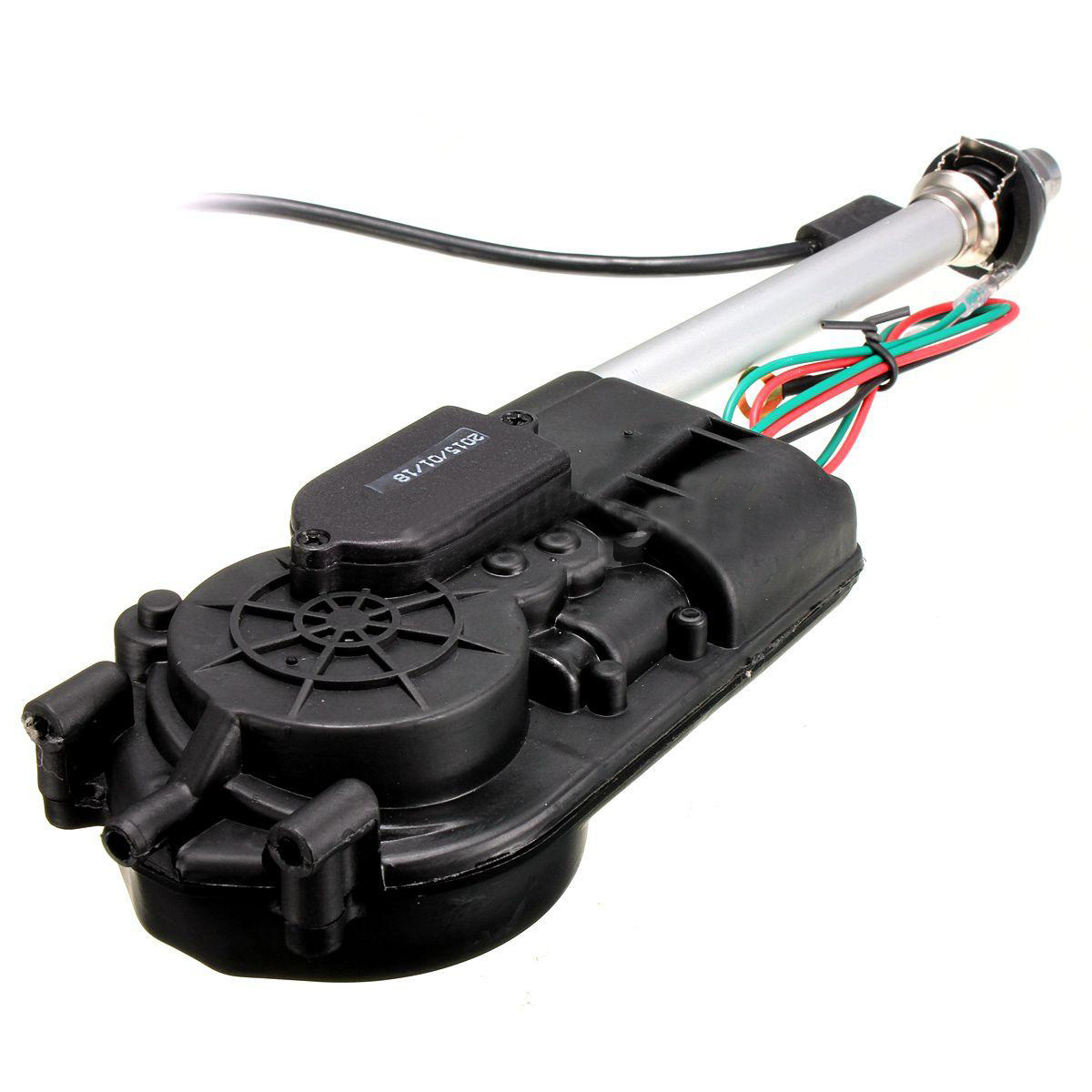Radio Shack Electric Motor Kit: Car Electric Aerial Radio Automatic Booster Power Antenna