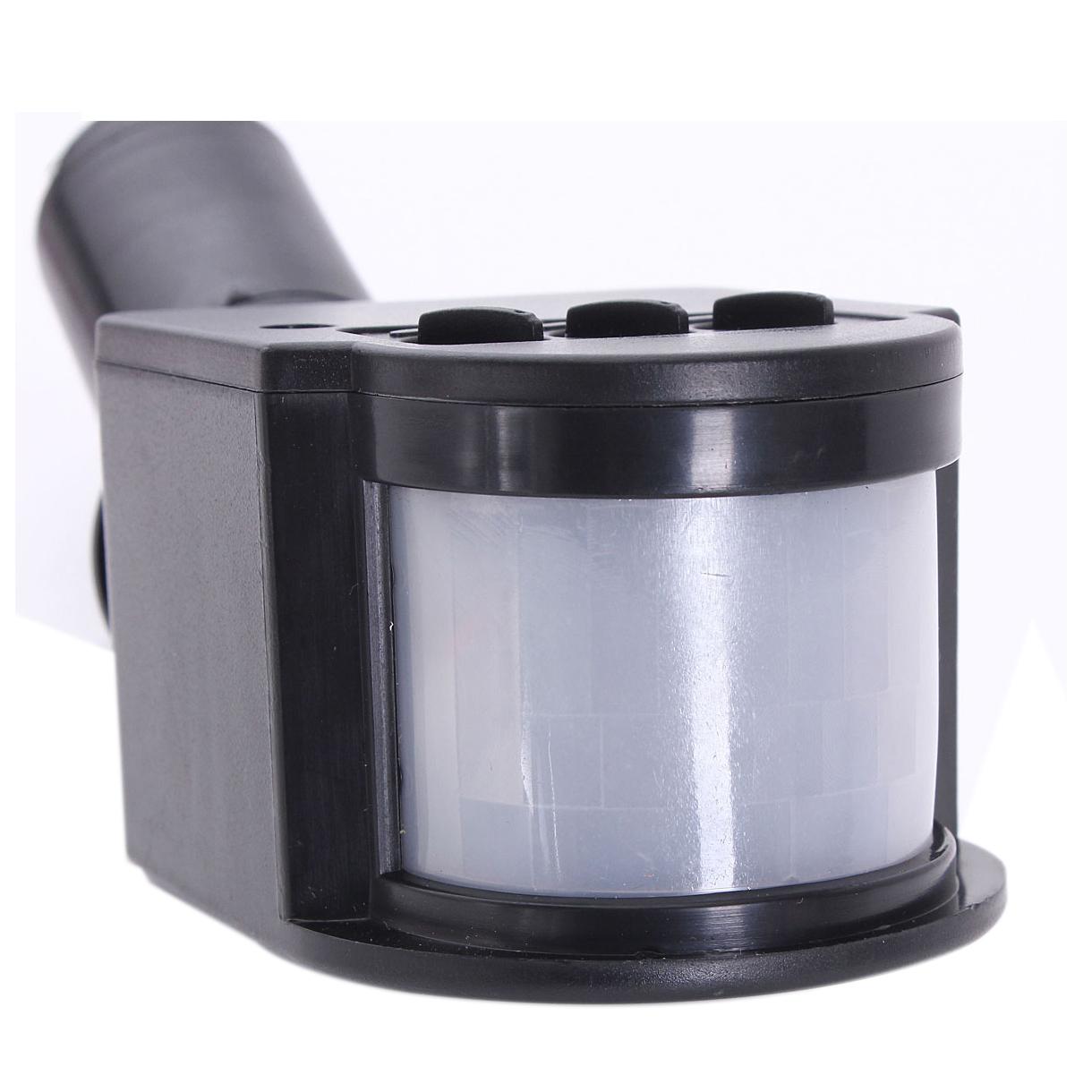Outdoor Wall Light Sensor: LED Security Light Infrared PIR Motion Sensor Detector