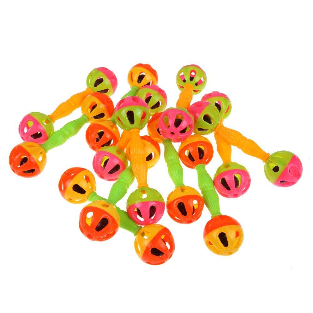Baby spielzeug geklapper glocken schuetteln dumbbells