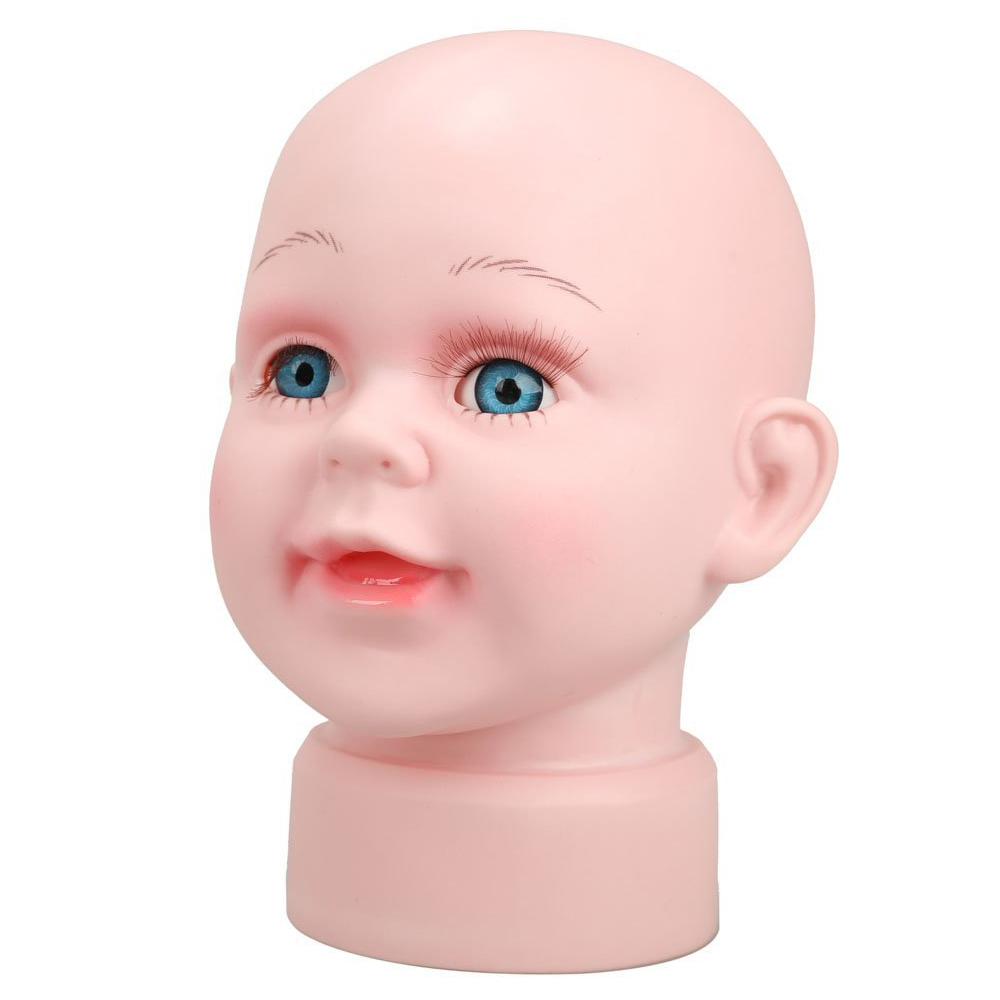 Children-Manikin-Head-Hats-Wig-Mould-for-CTow-Stand-Model-Mannequins-Boys-CT thumbnail 3