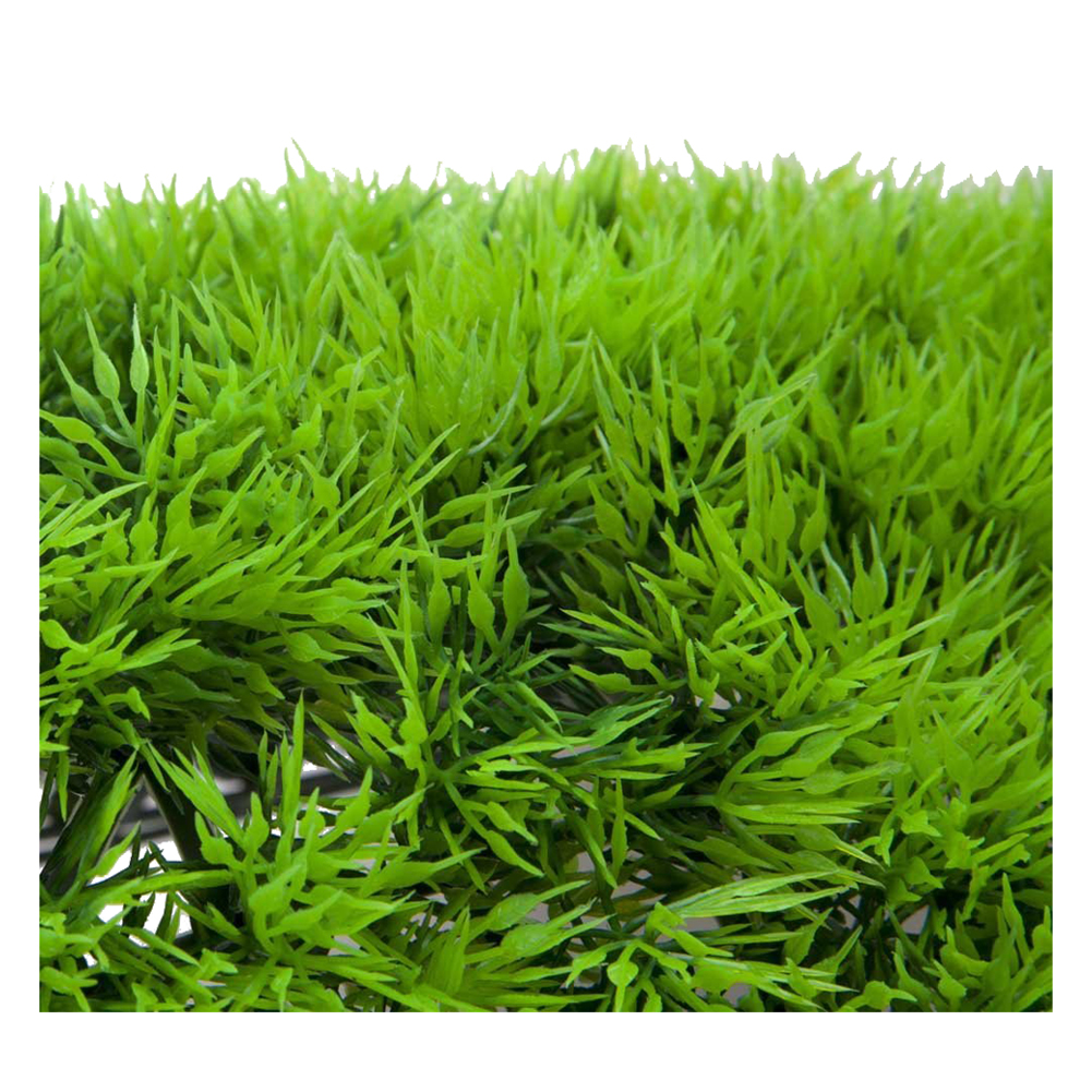 Artificial fake water aquatic green grass plant lawn for Pond grass plants
