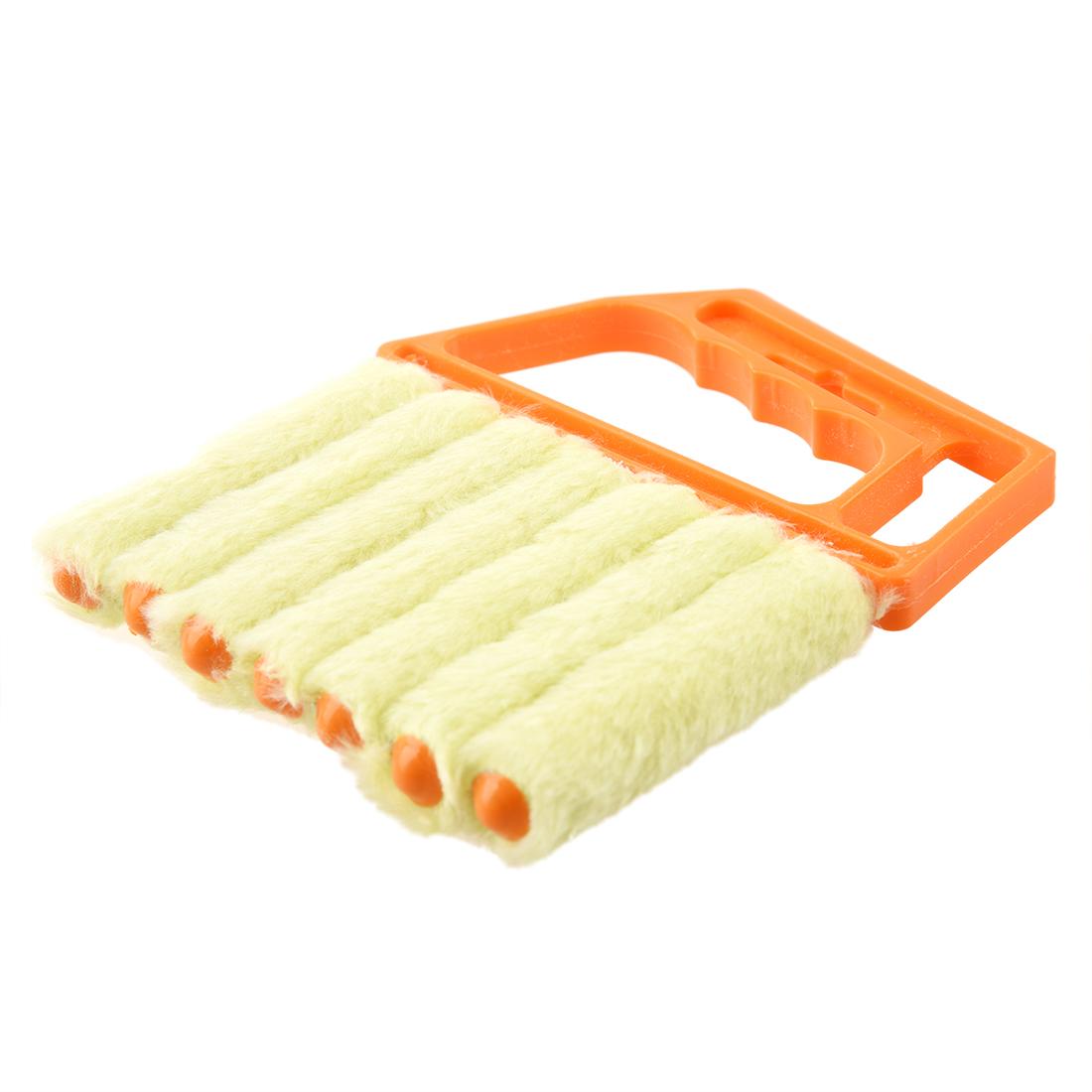 m9 mikrofaser jalousie buerste fenster klimaanlage staubtuch schmutz orange ebay. Black Bedroom Furniture Sets. Home Design Ideas