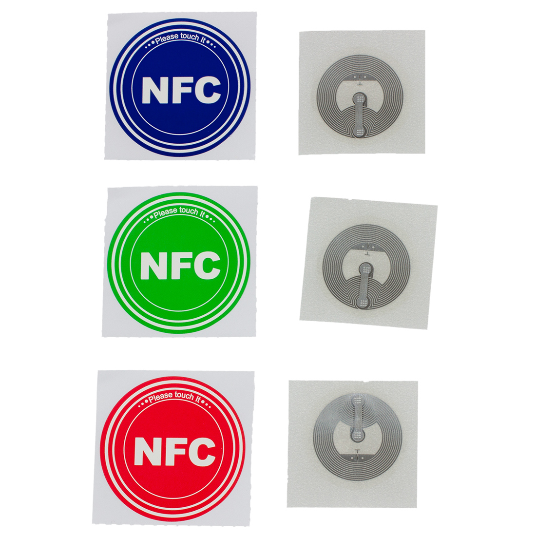 how to read and write nfc tags