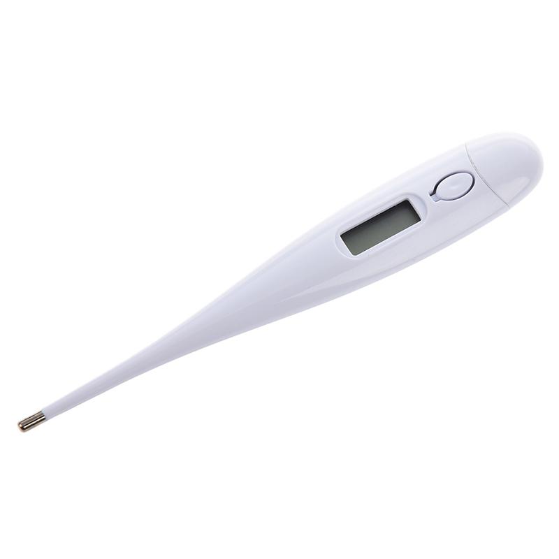 2X Hochgenaues digitales medizinisches Thermometer LCD Koerper muendlicher Un H5