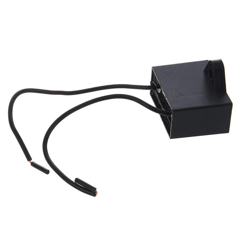 Deckenventilator Kondensator CBB61 4uF 450VAC 2 Draht 50//60 Hz C9O8 1X
