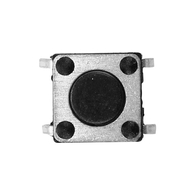 100-pieces-6-mm-x-6-mm-x-4-5-mm-4-Broches-DIP-Interrupteur-a-bouton-pousso-C6N5