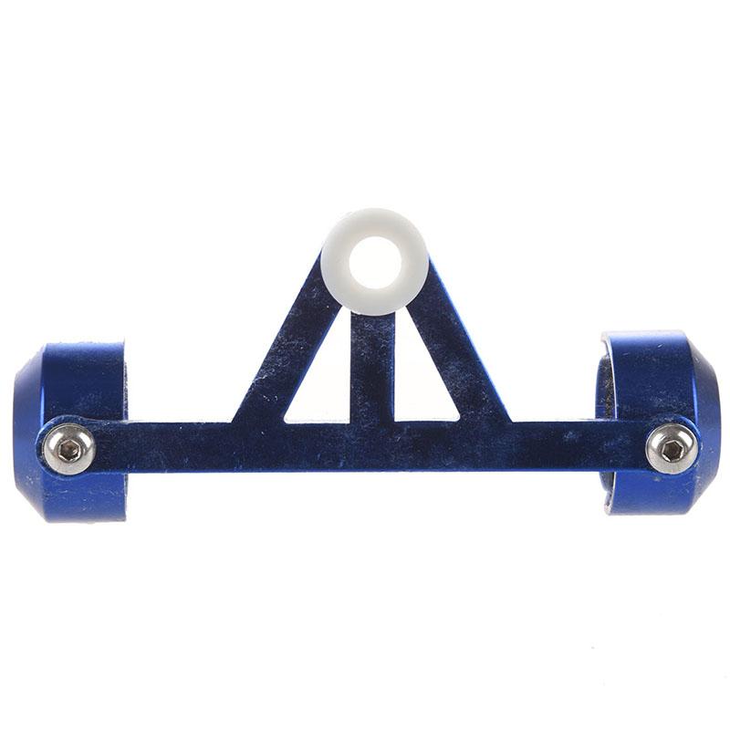 Soporte-tubo-disco-impuesto-metal-Moto-Scooter-Motocicleta-Ciclomotor-ImpermO6X2 miniatura 8