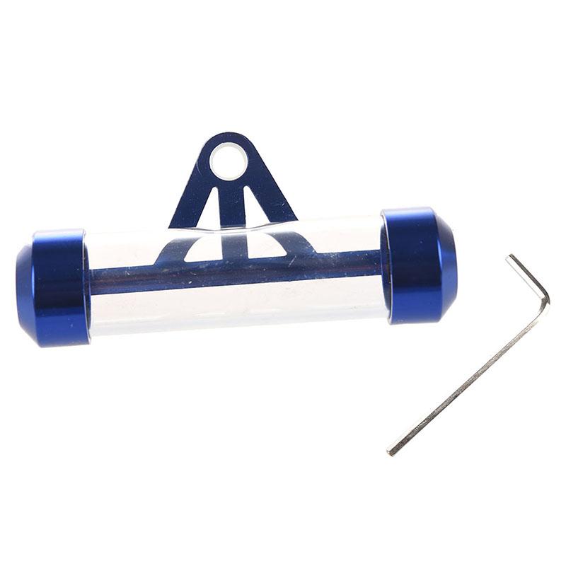 Soporte-tubo-disco-impuesto-metal-Moto-Scooter-Motocicleta-Ciclomotor-ImpermO6X2 miniatura 9