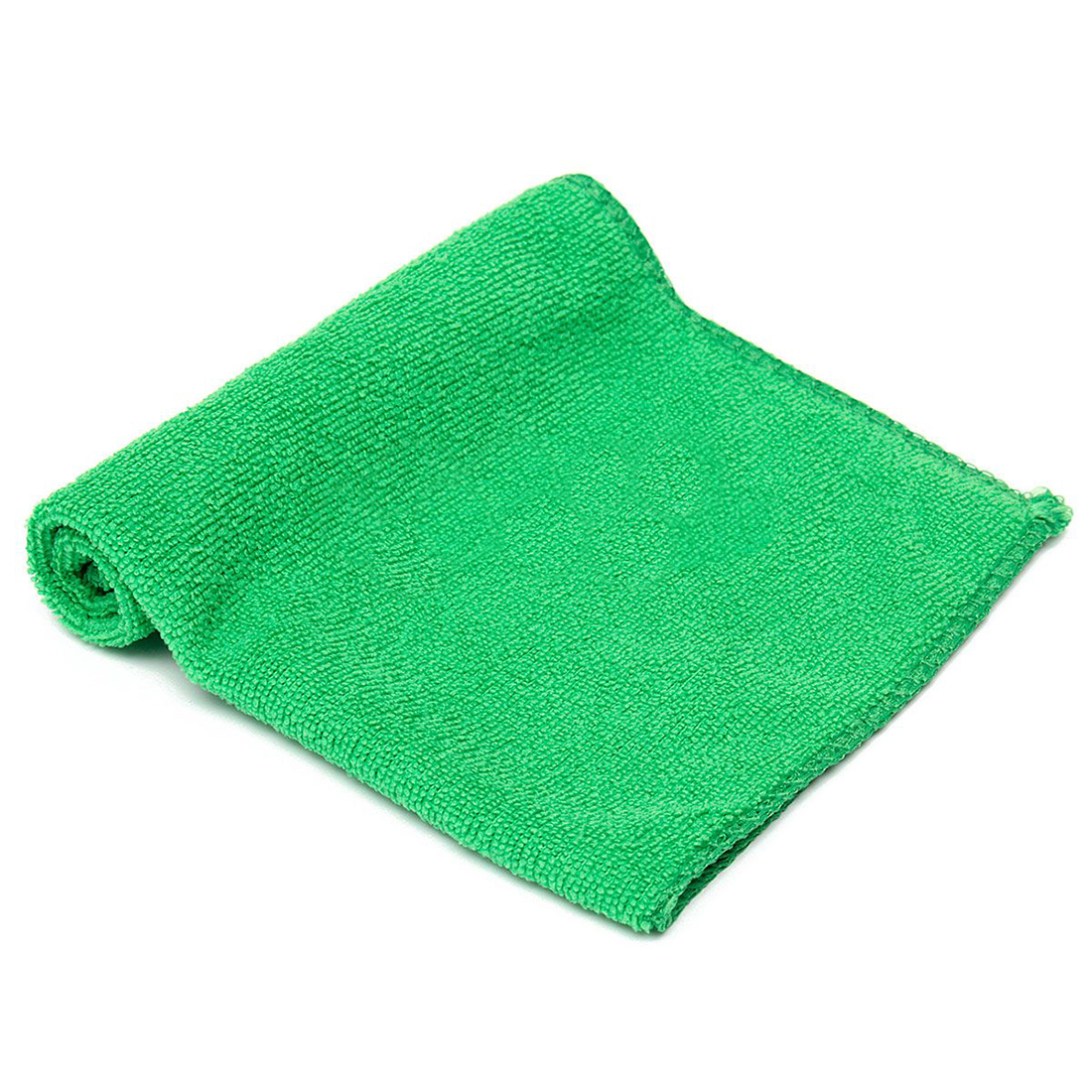 10pcs Towels Cleaning Towel Car Washing Cloth Microfiber