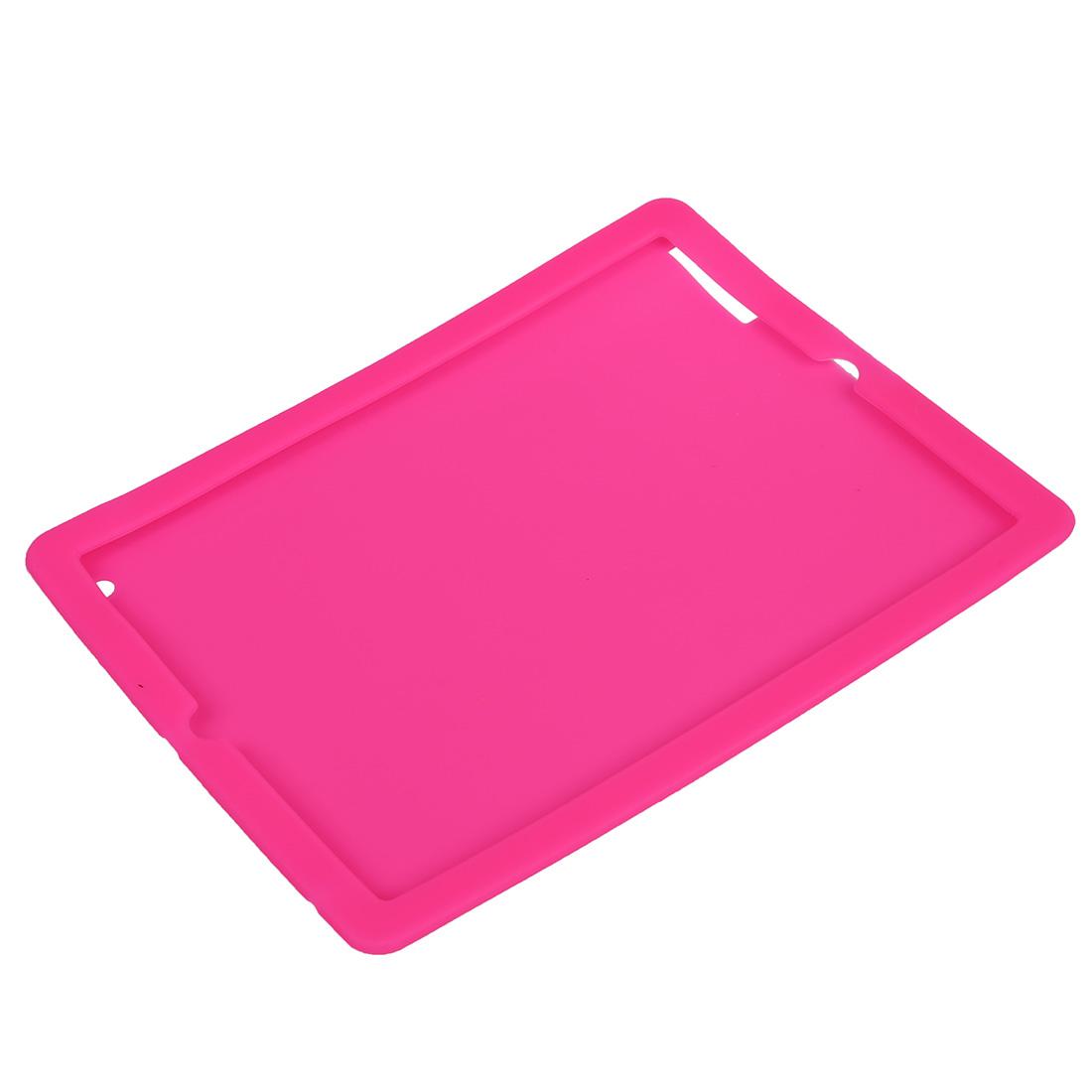 silikon haut case fuer apple ipad 2 ipad mit retina. Black Bedroom Furniture Sets. Home Design Ideas