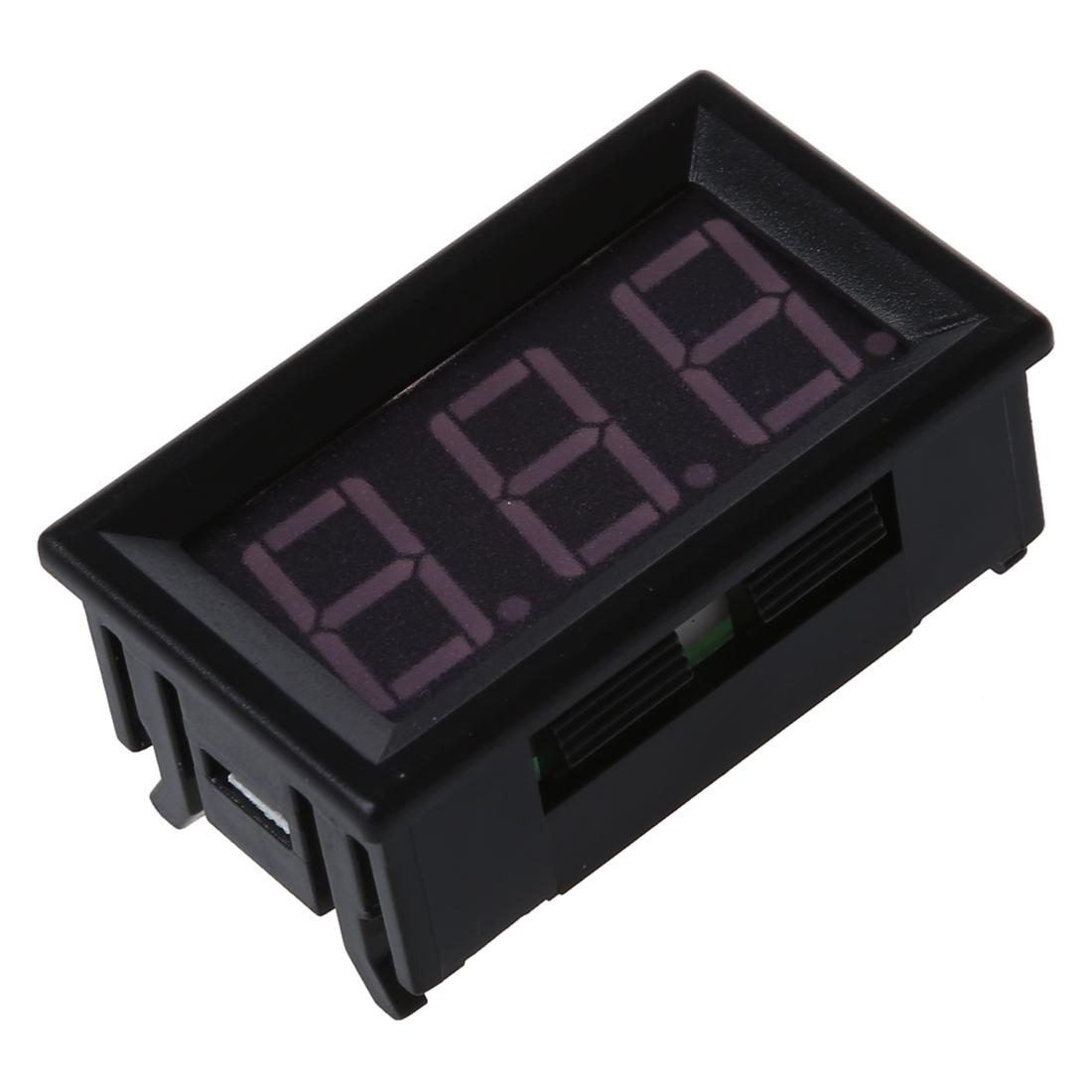 Digital Display Panel : Dc v wire led digital display panel voltage
