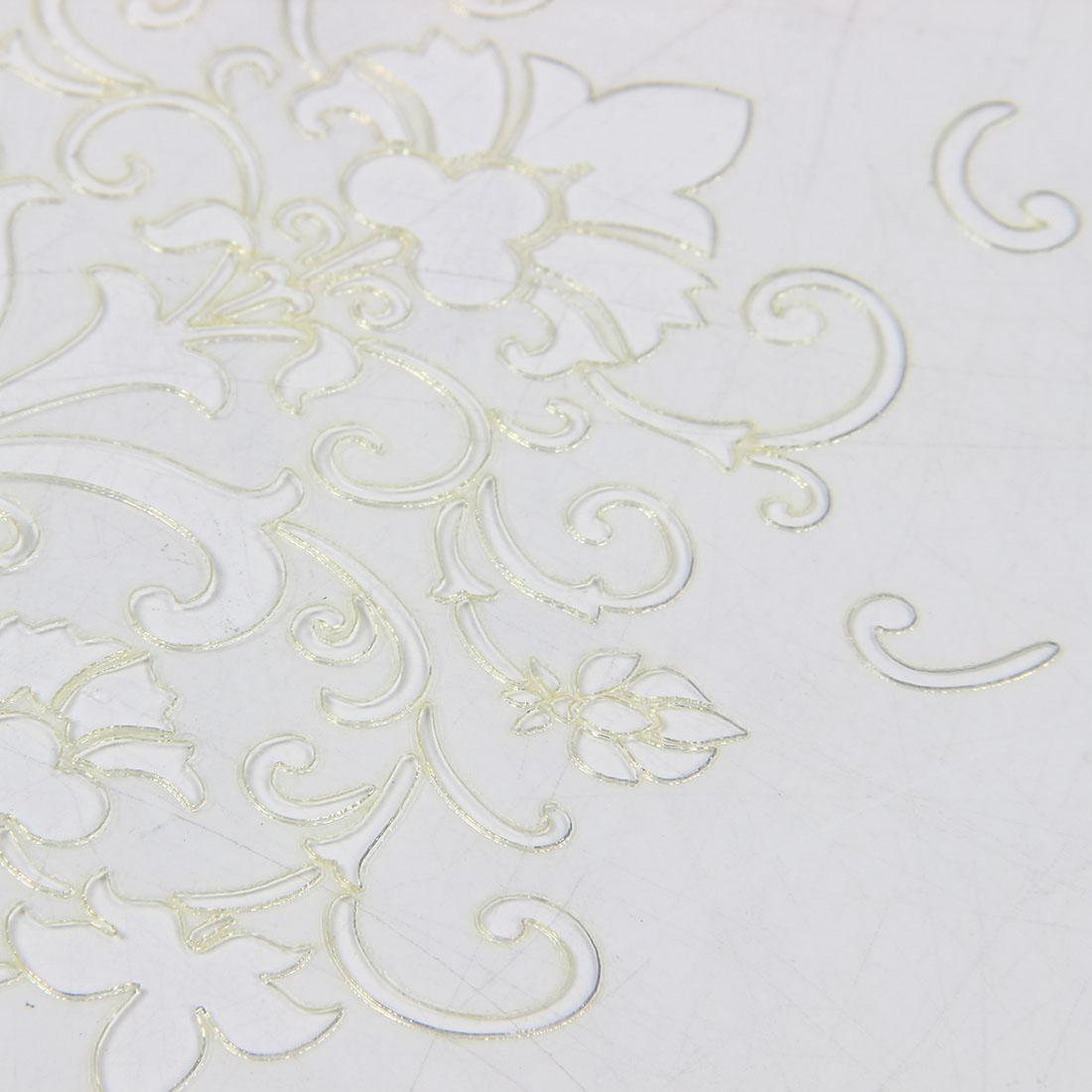kieselalge schlamm wandmalerei schablonenmuster 21 29 cm de ebay. Black Bedroom Furniture Sets. Home Design Ideas