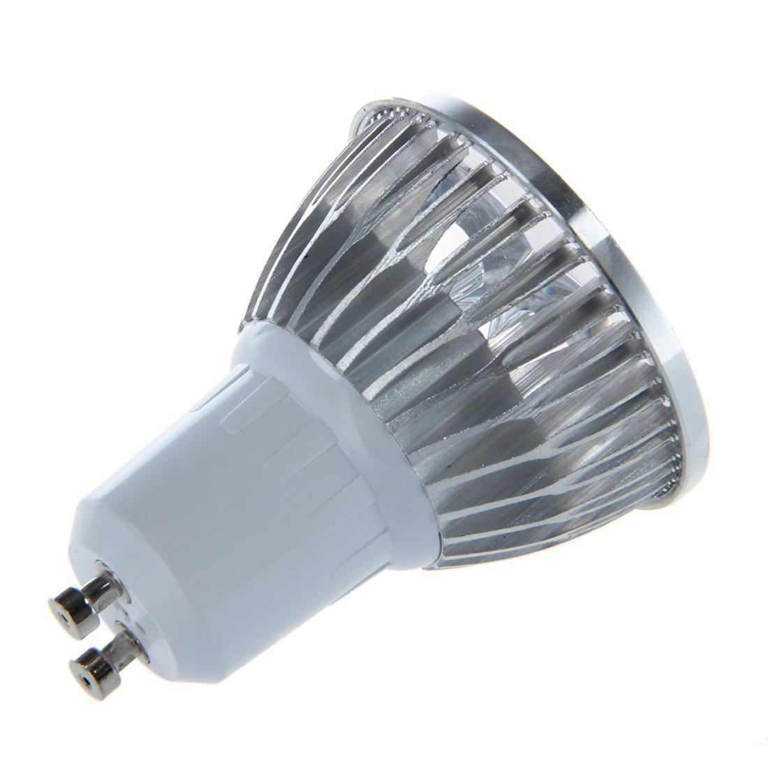 z2g3 10x gu10 warm white 4 leds spotlight light lamp bulb 4w energy saving z2g3 ebay. Black Bedroom Furniture Sets. Home Design Ideas