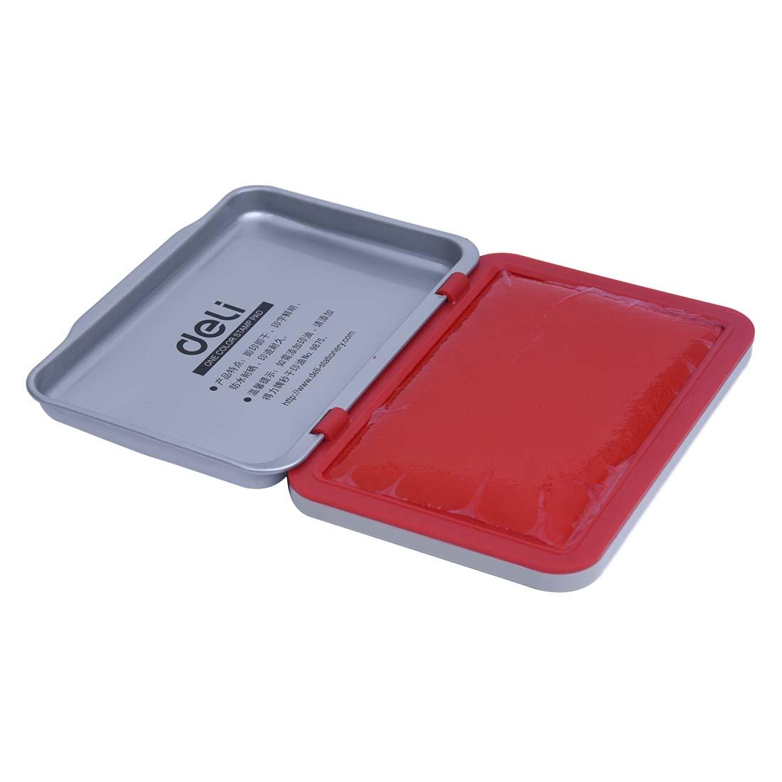 Tampon encreur encre scrapbooking rouge forniture de bureau w4q7 ebay - How do bureau de change make money ...