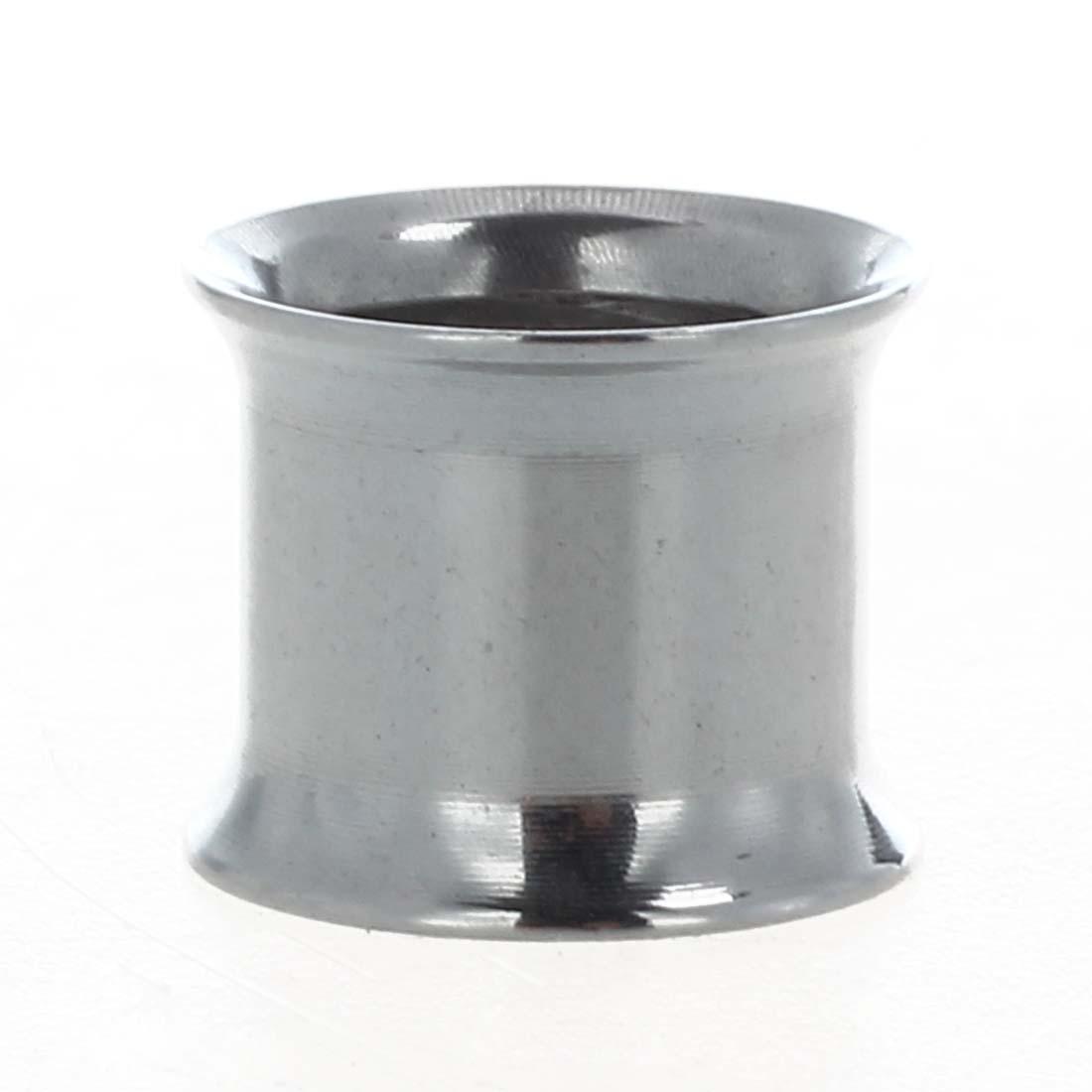 2 stuck 00 gauge 10mm edelstahl tunnel ohr plug expander bahre s1r5 ebay. Black Bedroom Furniture Sets. Home Design Ideas