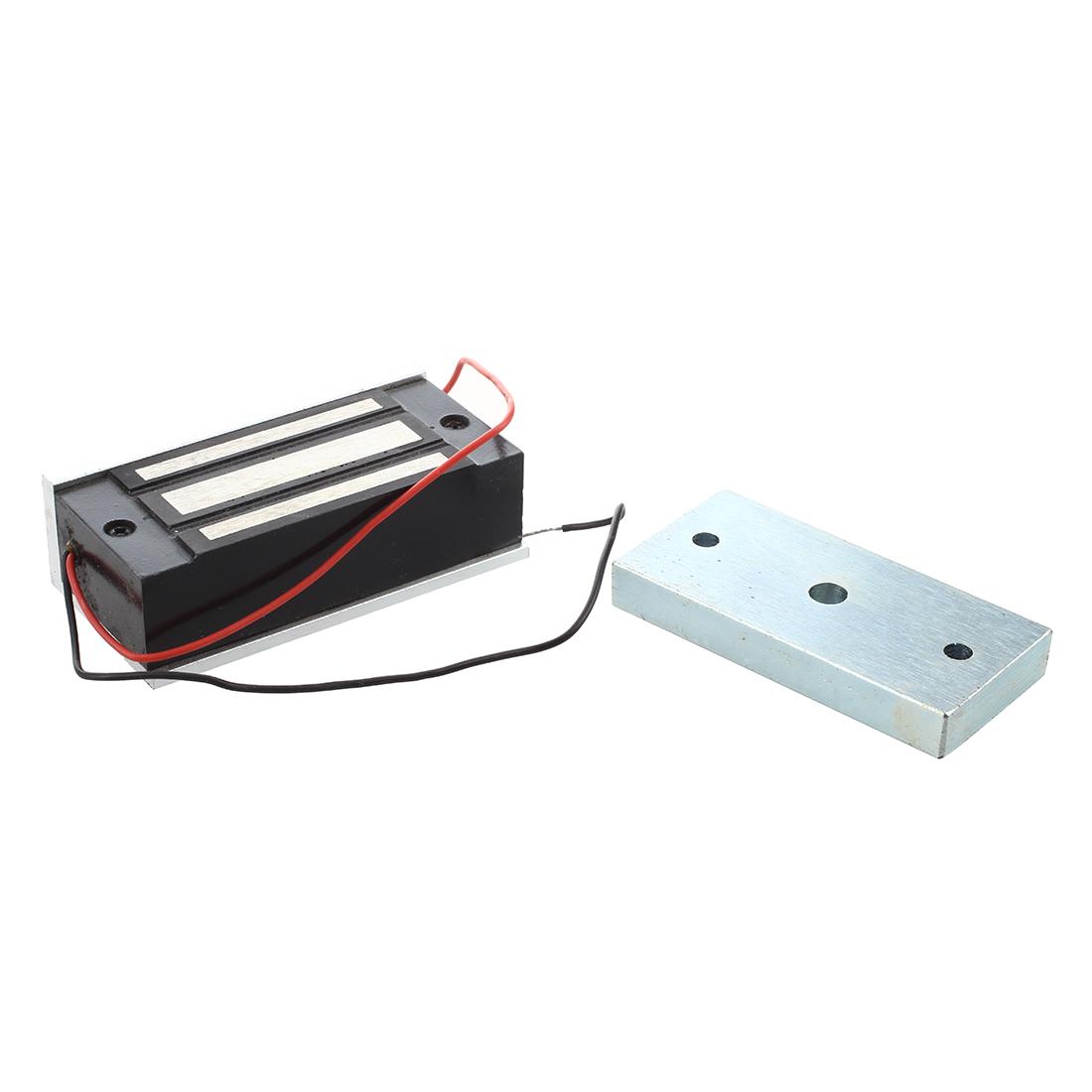 12V Door Locks / Magnetic Lock 60KG Holding Force Door