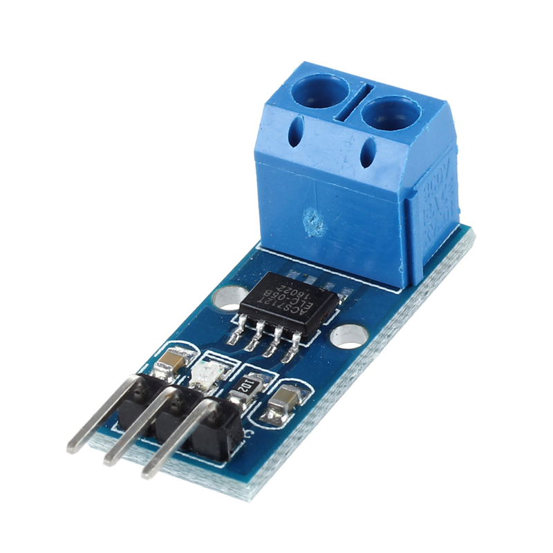 Nueva ACS712 5A Rango Modulo Sensor de corriente para Arduino PIC Reino X8C3