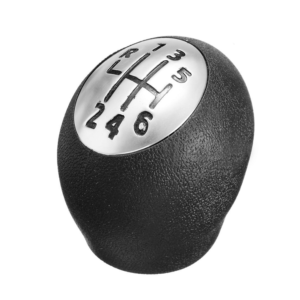 6 Speed Gear Knob Shift Stick For Renault Megane Scenic